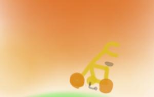 自転車デリバリーイベント - ふじお