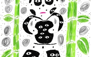 パンダになりたかった - Hyakume Soseki
