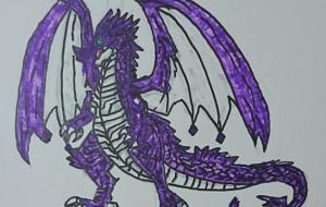 紫アナザードラゴン - 池田 旬