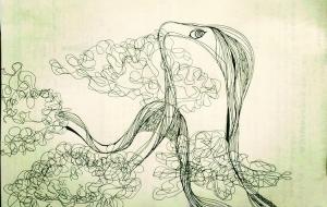 松 - 白鳥ゆり
