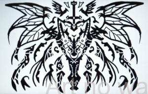 キングドラゴン紋章 - 池田 旬