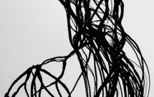 Drawing - 沖 弘康
