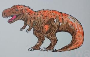 ティラノサウルス - 池田 旬