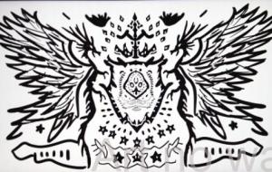 星龍紋章 - 池田 旬