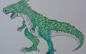緑サウルス - 池田 旬