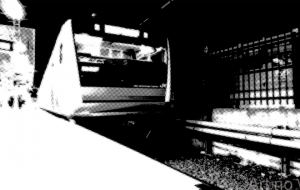 MONOQLO CYBER UNDERGROUND風 03 - 中河原昭仁