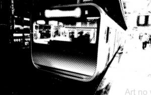 MONOQLO CYBER UNDERGROUND風 04 - 中河原昭仁