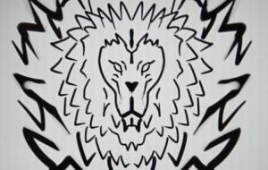 ライオン正面 - 池田 旬