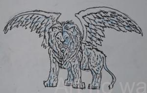 白獅子 - 池田 旬