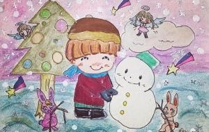雪降る日はみんなで遊ぼう - yukine