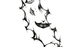 唇に蝶 - キナコモチコ