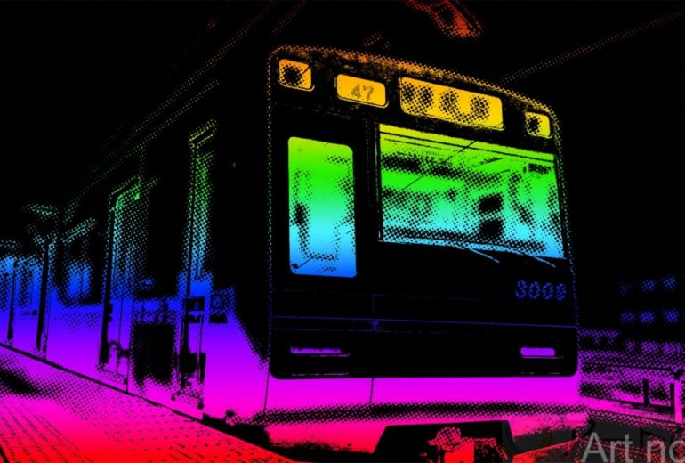 AMBIENT CYBER SCREEN風 11