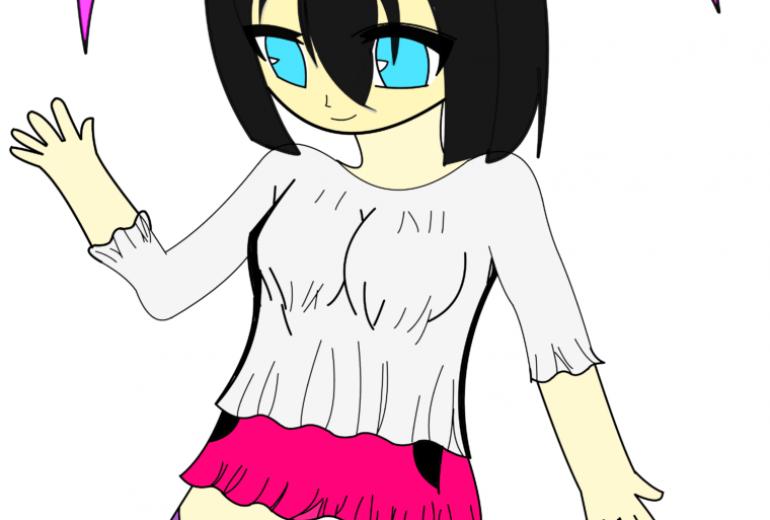 キャラクター描いてみた。