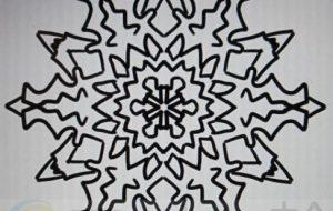 雪結晶 - 池田 旬