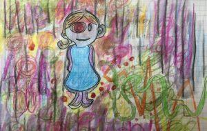 女の子 - 河村扶示子