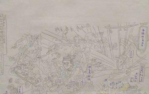 小林皇太 日本画家の川鍋暁音の絵 - 第4回 障がい者アート展