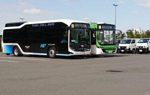 都営バスの新しい顔 - 中河原昭仁