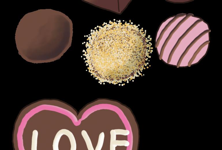 チョコレートいろいろ