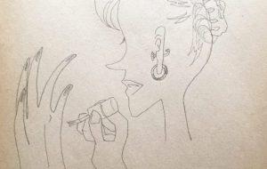 マニキュア - 白鳥ゆり