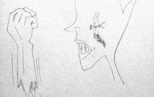 怒り - 白鳥ゆり