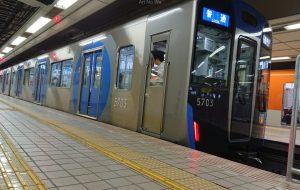 阪神電車NEWジェットシルバー - とりっくすたぁなかさん