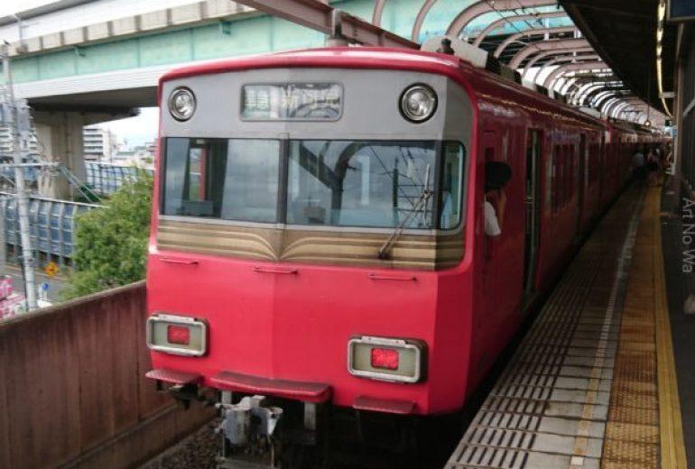 THE鉄仮面・名鉄6500系