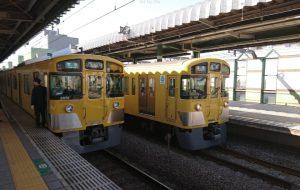 西武鉄道と言えば、黄色い電車! - 中河原昭仁