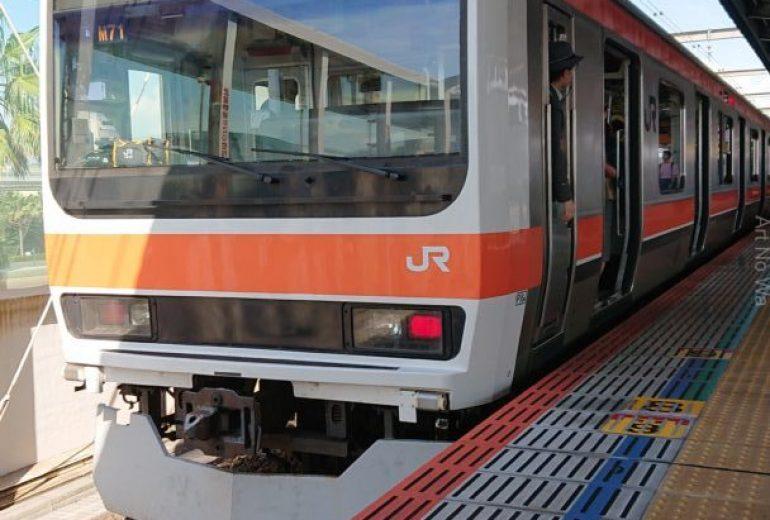 京葉線に乗り入れてる武蔵野線