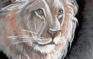 ライオン - Mika Neichi