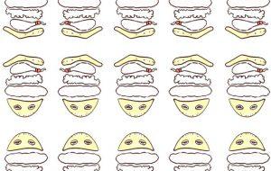 ハンバーガー - 甲斐 翔