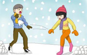 雪合戦 - swaro