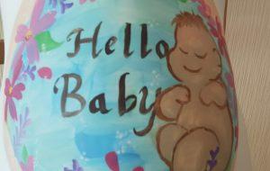Hello Baby - 猫柳