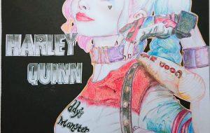 『HARLEY QUINN』 - Makoto