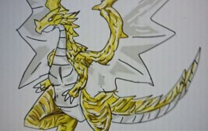 黄の龍 - 池田 旬