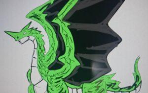 定番ドラゴン - 池田 旬