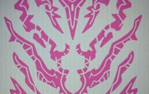 ピンク紋章 - 池田 旬