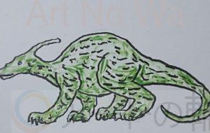 草食恐竜 - 池田 旬