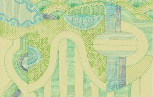 緑のタペストリ - 虎目梨那