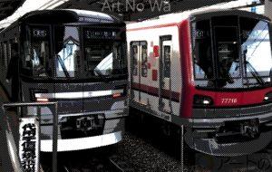 ネオ・アメコミ風RT 73 - 中河原昭仁