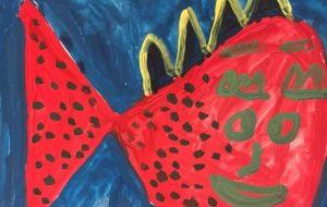 不思議な魚 - 笹谷正博