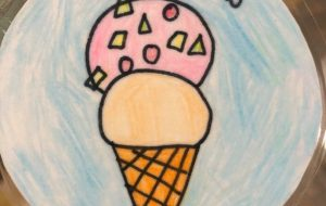 アイスクリーム - さとりん