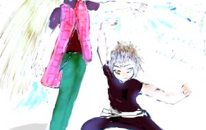 オリジナルキャラクター その1 - 秋澤景