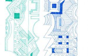 緑と青の鍵 - 虎目梨那