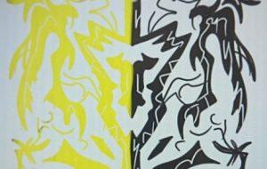 黒黄色紋章 - 池田 旬