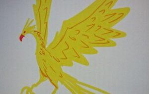 光の鳥 - 池田 旬