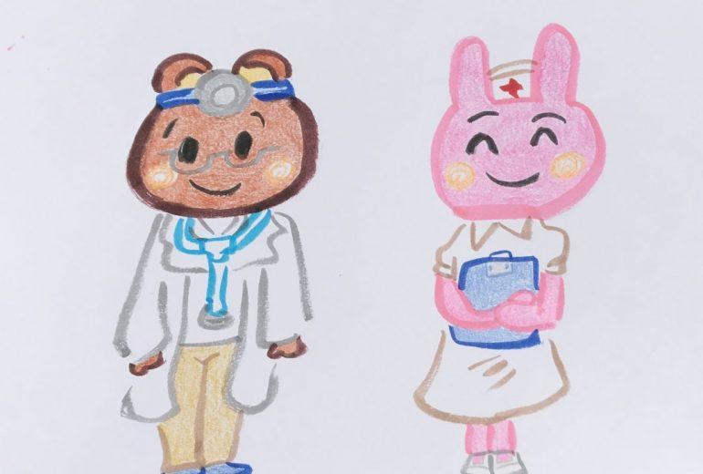 ドクターと看護師さん