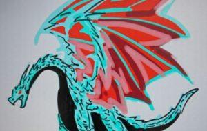 薄緑ドラゴン - 池田 旬
