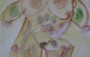 マサミ_裸婦 - 可能性アートプロジェクト 2020
