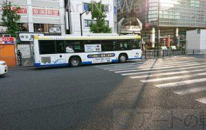 流浪流転の旅人_なかさん★_川崎鶴見臨港バス_安全運転訓練車 - 可能性アートプロジェクト 2020