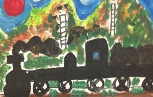 SL機関車 - 笹谷正博